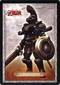Legend of Zelda Twilight Princess Trading Card #34 Darknut