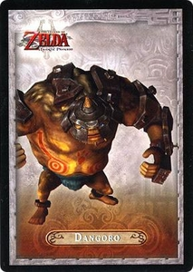 Legend of Zelda Twilight Princess Trading Card #35 Dangoro