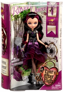Ever After High Rebel Doll Raven Queen [Daughter of the Evil Queen]