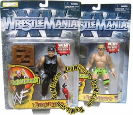 WWF Action Figures Wrestlemania 15 Fully Loaded New Age Outlaws