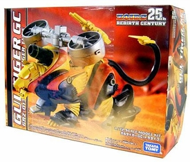 Zoids 25th Rebirth Century Japanese Takara Tomy Model Kit GRZ-013 Gul Tiger