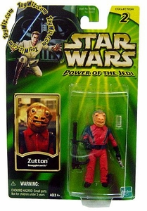 Star Wars Power Of The Jedi Zutton (Snaggletooth)