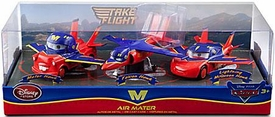Disney / Pixar Cars Take Flight Exclusive 1:48 Die Cast 3-Pack Air Mater [Mater Hawk, Falcon Hawk & Lightning McQueen Hawk]