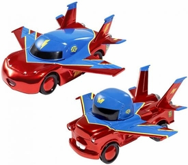 Disney / Pixar Cars Exclusive 1:55 Die Cast Car Take Flight 2-Pack Air Mater [Mater Hawk & Lightning McQueen Hawk]
