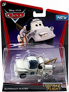 Disney / Pixar Cars Take Flight 1:55 Die Cast Car Autonaut Mater