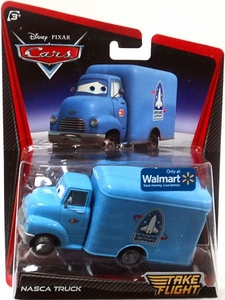 Disney / Pixar Cars Take Flight Exclusive 1:55 Die Cast Car Nasca Truck
