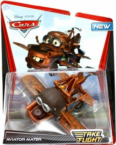 Disney / Pixar Cars Take Flight 1:55 Die Cast Car Aviator Mater