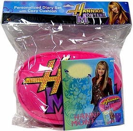 Hannah Montana Pillow, Diary & Sticker Sheet Set #27018 BLOWOUT SALE!