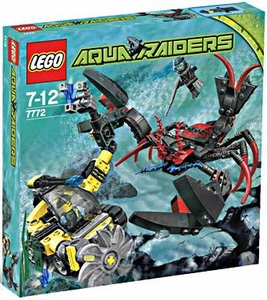 LEGO Aqua Raiders Set #7772 Lobster Strike