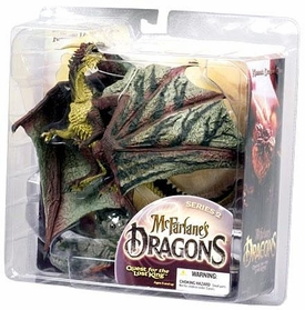 McFarlane Toys Dragons Series 2 Action Figure Komodo Clan Dragon 2