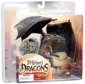 McFarlane Toys Dragons Series 2 Action Figure Sorcerers Clan Dragon 2
