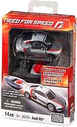 Need For Speed Mega Bloks Set #95701 Audi R8