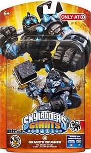 Skylanders GIANTS Exclusive Giant Figure Pack GRANITE Crusher