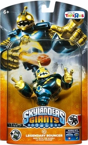 Skylanders Giants Exclusive Giant Figure Pack LEGENDARY Bouncer