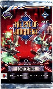 Eye of Judgment Playstation 3 Card Game Biolith Rebellion 2 Booster Pack