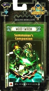 Eye of Judgment Playstation 3 Card Game 30-Card Theme Deck Wood Swarm