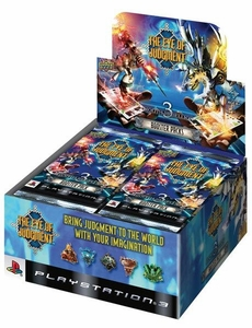 Eye of Judgment Playstation 3 Card Game  [36 Packs]