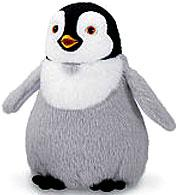 Happy Feet 2 Movie Collectible Buddies 7 1/2 Inch Plush Figure Boadicea