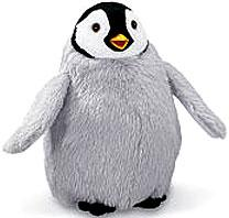 Happy Feet 2 Movie Collectible Buddies 7 1/2 Inch Plush Figure Atticus