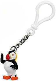Happy Feet Two Movie Mini Figure Keychain Sven