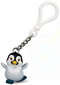 Happy Feet Two Movie Mini Figure Keychain Boadicea
