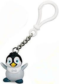 Happy Feet Two Movie Mini Figure Keychain Erik