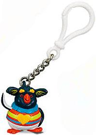 Happy Feet Two Movie Mini Figure Keychain Lovelace