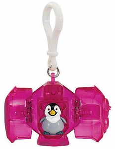 Happy Feet Two Movie Penguin Pet Clip On Figure Boadicea [Random Color Keychain]