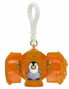 Happy Feet Two Movie Penguin Pet Clip On Figure Atticus [Random Color Keychain]