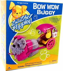 Zhu Zhu Puppies Playset Bow Wow Buggy [Puppy Not Included!]