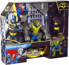 Batman Killer Croc Takedown Set