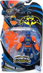 Batman Power Attack Action Figure Thermo Attack Batman