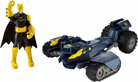 Batman Power Attack Vehicle Combat Kick Bat-Tank