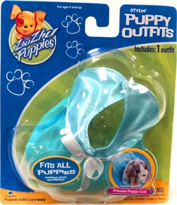 Zhu Zhu Puppies Puppy Outfits Princess Puppy Coat