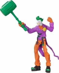 Batman Power Attack Action Figure Mallet Smasher Joker
