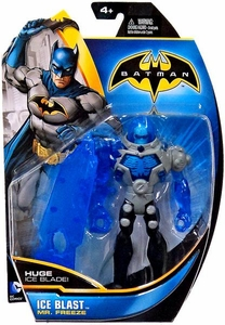 Batman Action Figure Ice Blast Mr. Freeze