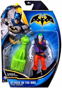 Batman Action Figure Attack in the Box The Joker