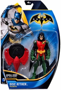 Batman Action Figure Disc Attack Robin