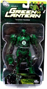 DC Direct Green Lantern Series 4 Action Figure Stel
