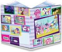 My Little Pony Ultra Pro 4 Pocket Portfolio