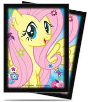 My Little Pony Ultra Pro Fluttershy Deck Protector Standard Sleeves