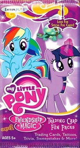 My Little Pony Friendship is Magic Enterplay Trading Card Series 2 Fun Pack