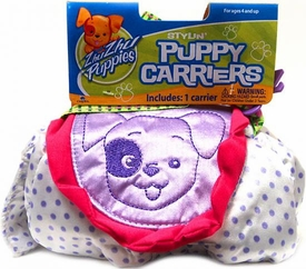 Zhu Zhu Puppies Stylin' Puppy Carrier [Purple]