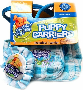 Zhu Zhu Puppies Stylin' Puppy Carrier [Blue]