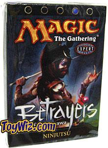 Magic the Gathering Betrayers of Kamigawa Theme Deck Ninjutsu