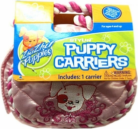 Zhu Zhu Puppies Stylin' Puppy Carrier [Pink]