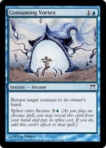 Magic the Gathering Champions of Kamigawa Single Card Common #54 Consuming Vortex