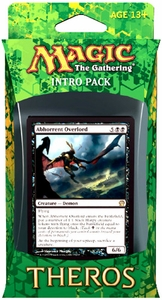 Magic the Gathering Theros Intro Pack Devotion to Darkness [Black]