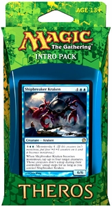 Magic the Gathering Theros Intro Pack Manipulative Monstrosities [Blue]