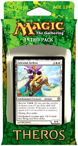 Magic the Gathering Theros Intro Pack Favors from Nyx [White]